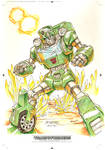 Kup #1 for Transformers IDW Limited Volume 2