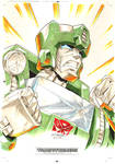Kup #2 for Transformers IDW Limited Volume 2