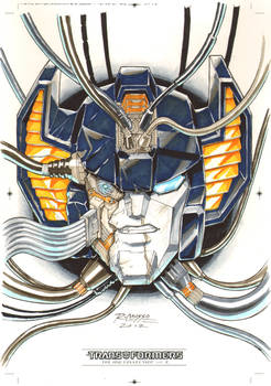 Sunstreaker #2 for Transformers IDW Limited Vol. 2