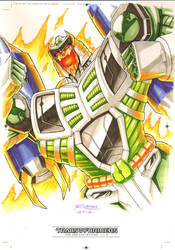 Thunderwing #2 for Transformers IDW Limited Vol 2