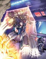 Autobot Invader - TF Mag 2 by REX-203