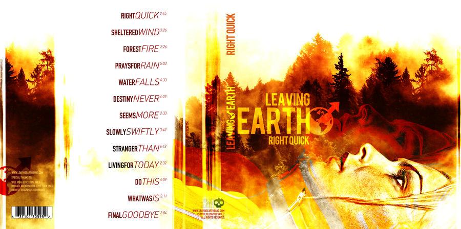 LEAVING EARTH by studiomuku