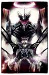 Kaworu Nagisa the Sixth. Rebuild of Evangelion 3.0