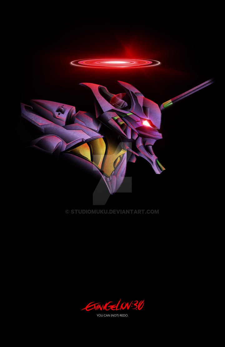 Rebuild of evangelion 30 movie poster unit 01 by studiomuku on rebuild of evangelion 30 movie poster unit 01 by studiomuku sciox Image collections