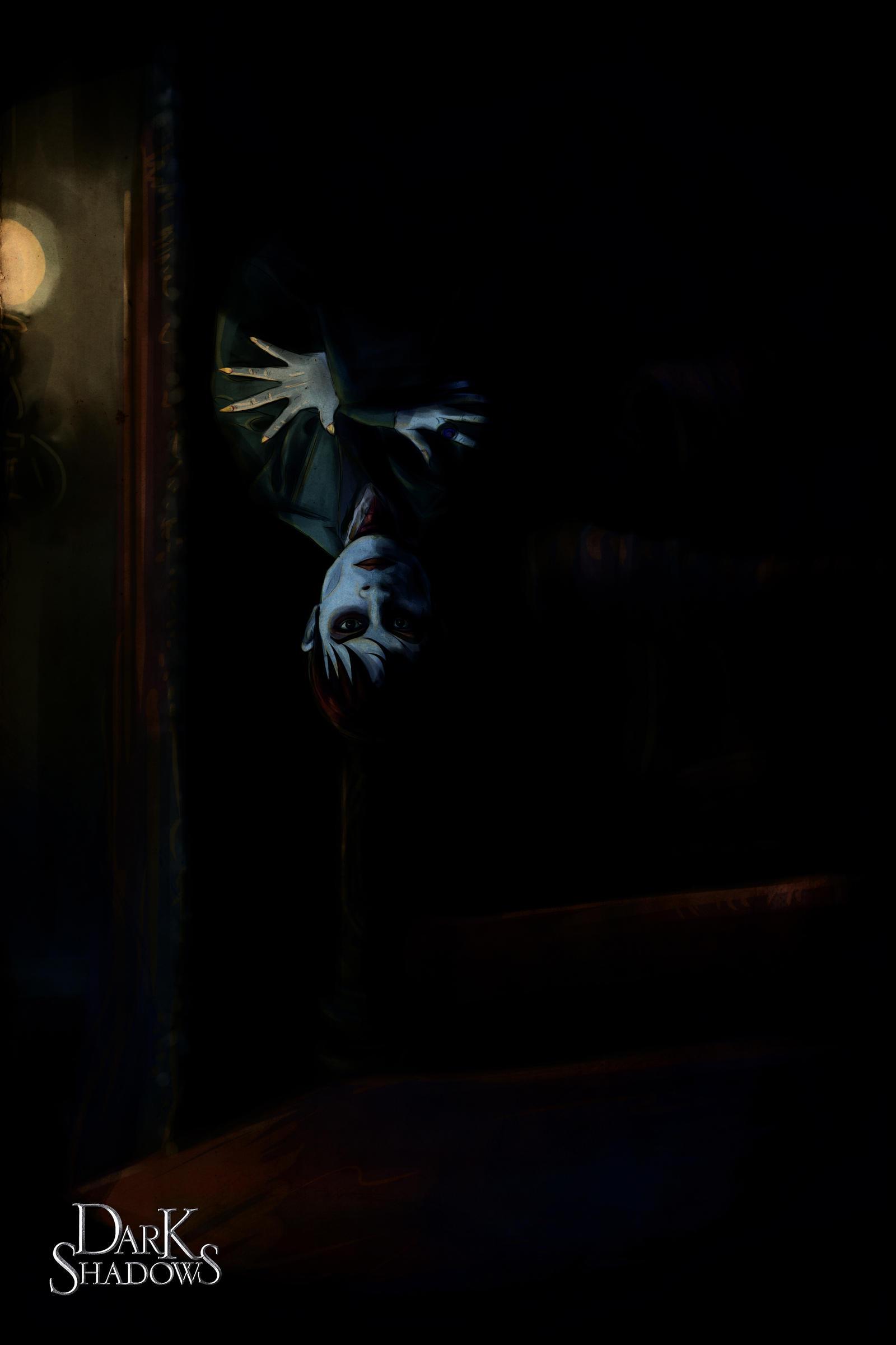 Dark Shadows - Barnabas The Tired by studiomuku
