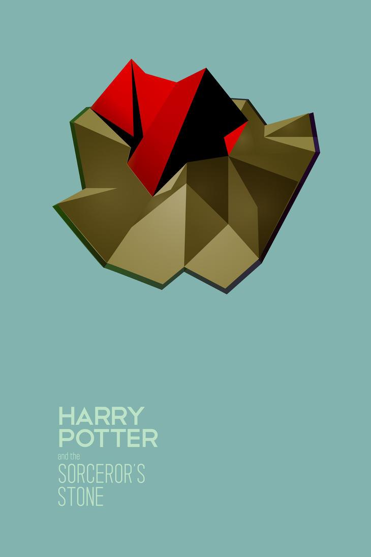 Harry Potter Minimal Film Poster by studiomuku on DeviantArt