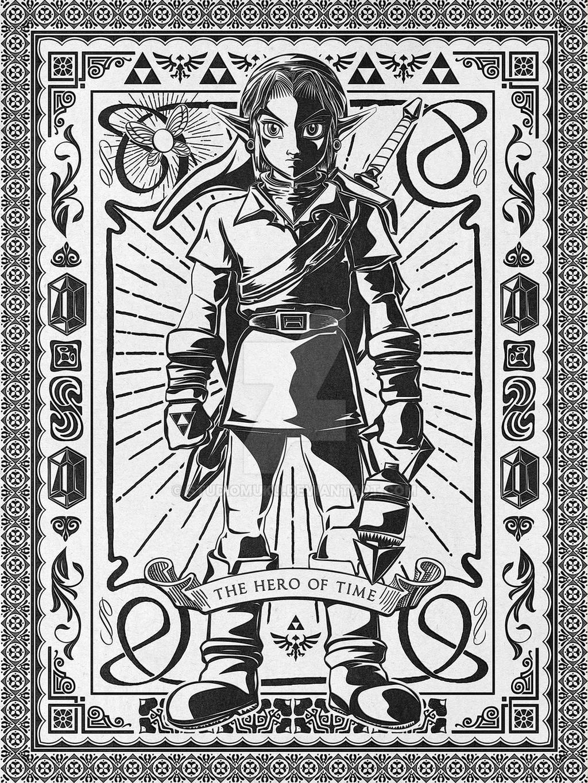 Zelda Vintage 5