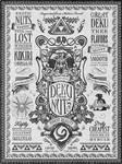 Legend of Zelda Deku Nuts Vintage Advertisement