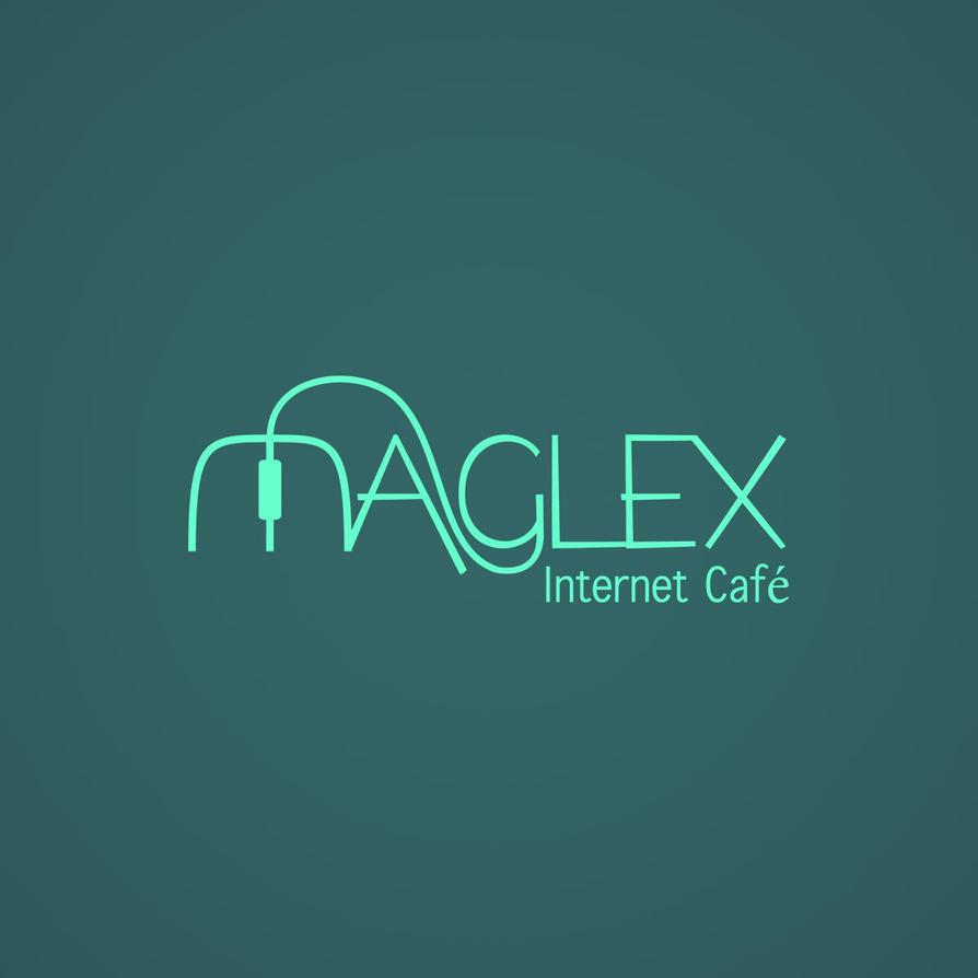 Maglex Internet Cafe Logo by ambdesignsph on DeviantArt