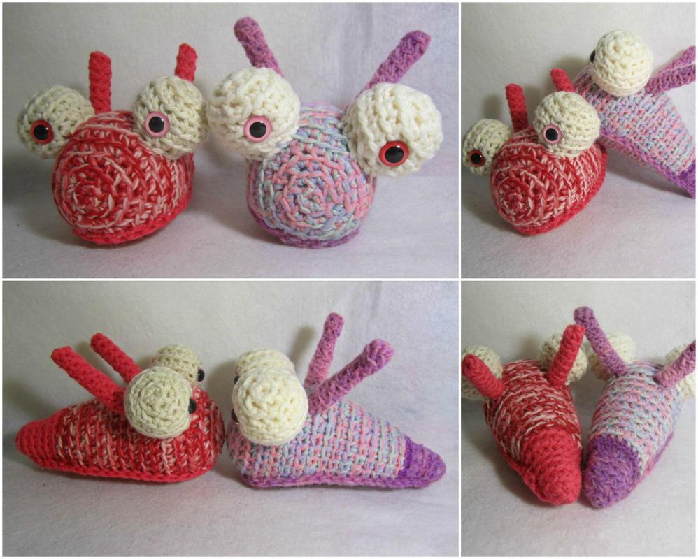 Slug Pair! by gardensofmay
