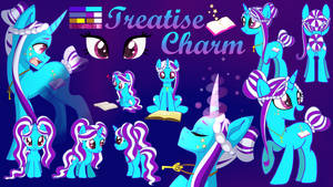 TreatiseCharm Submission -Twinkle-Eyed Pony by TreatiseCharm