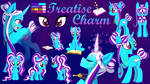 TreatiseCharm Submission -Twinkle-Eyed Pony