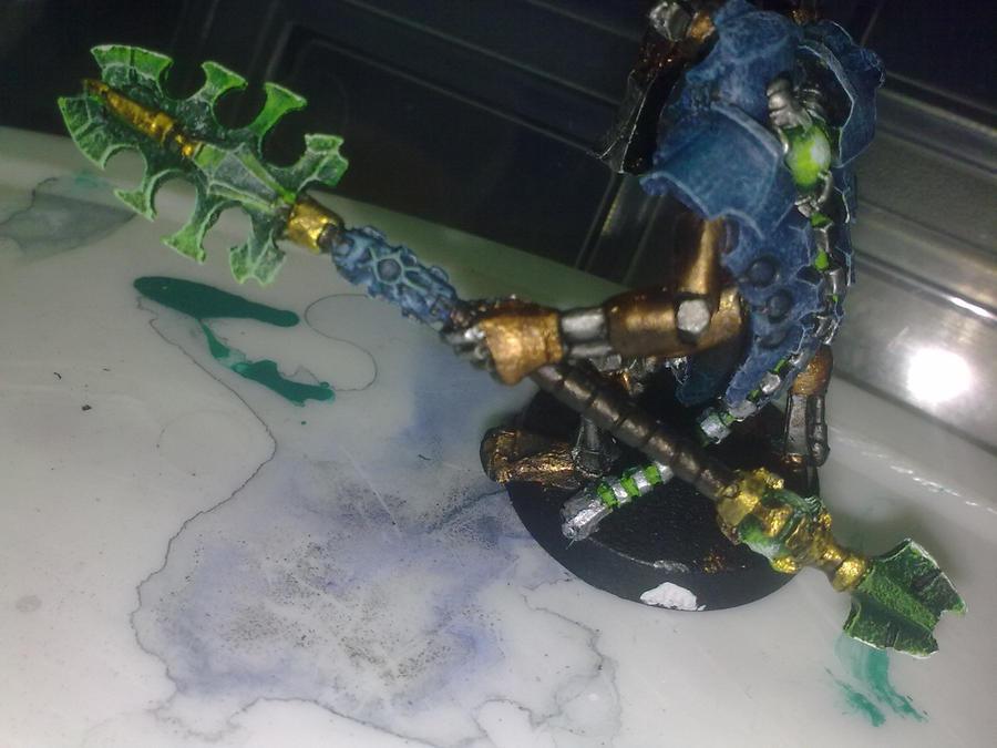 Necron miniatures by NecronSautekh