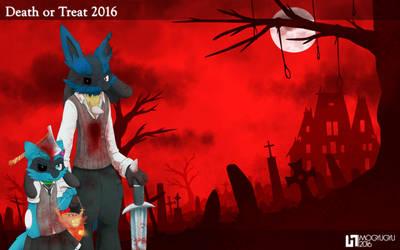 Death or Treat! [2016] by Mogyugyu