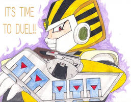 IT'S TIME TO DUEL!!