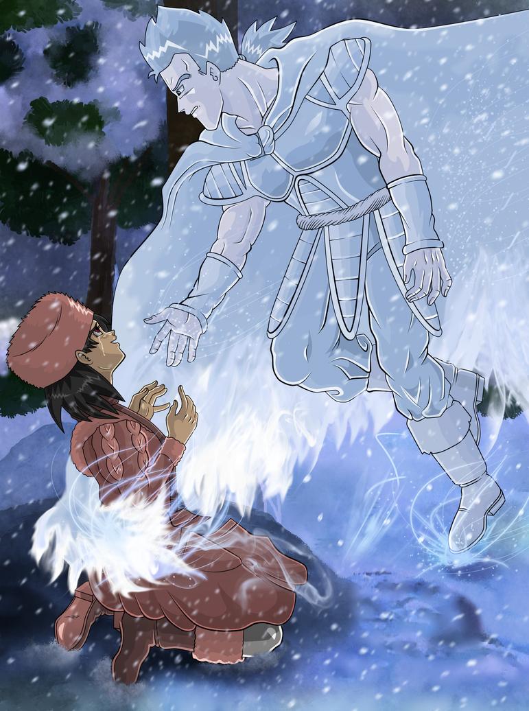 snow angel by zinni