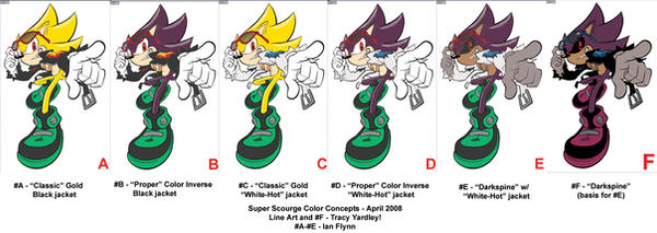 Shades of Super Scourge