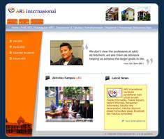 Ars-Internasional University by spiderio