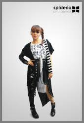 Indah Dewi Pertiwi by spiderio