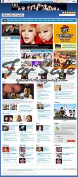 For Sale News Portal Design