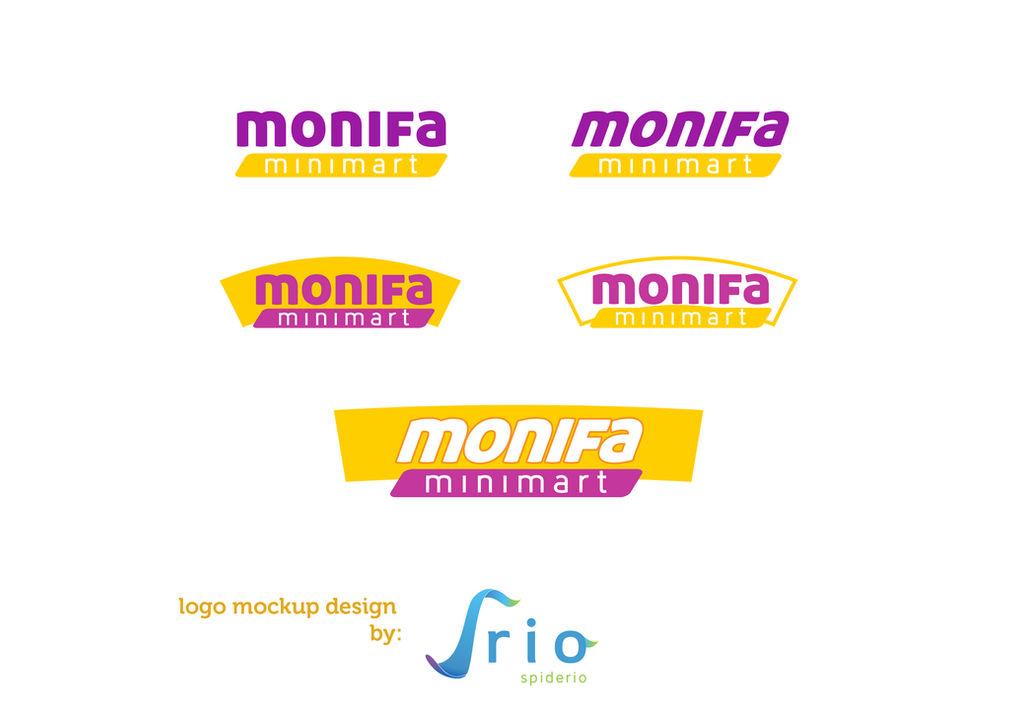 Monifa-logo by spiderio