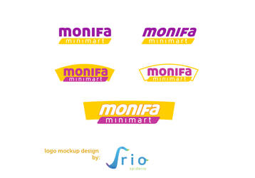 Monifa-logo by spiderio