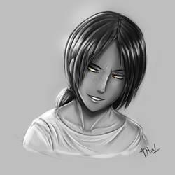 Ymir sketch by ArtKitt-Creations