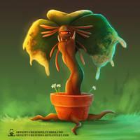 Mordrem  spoofs - Pot Thrasher by ArtKitt-Creations