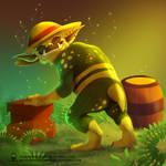 Mordrem spoofs - Troll Beekeeper