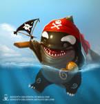 Quaggan Pirate