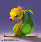 Kanto - Bellsprout