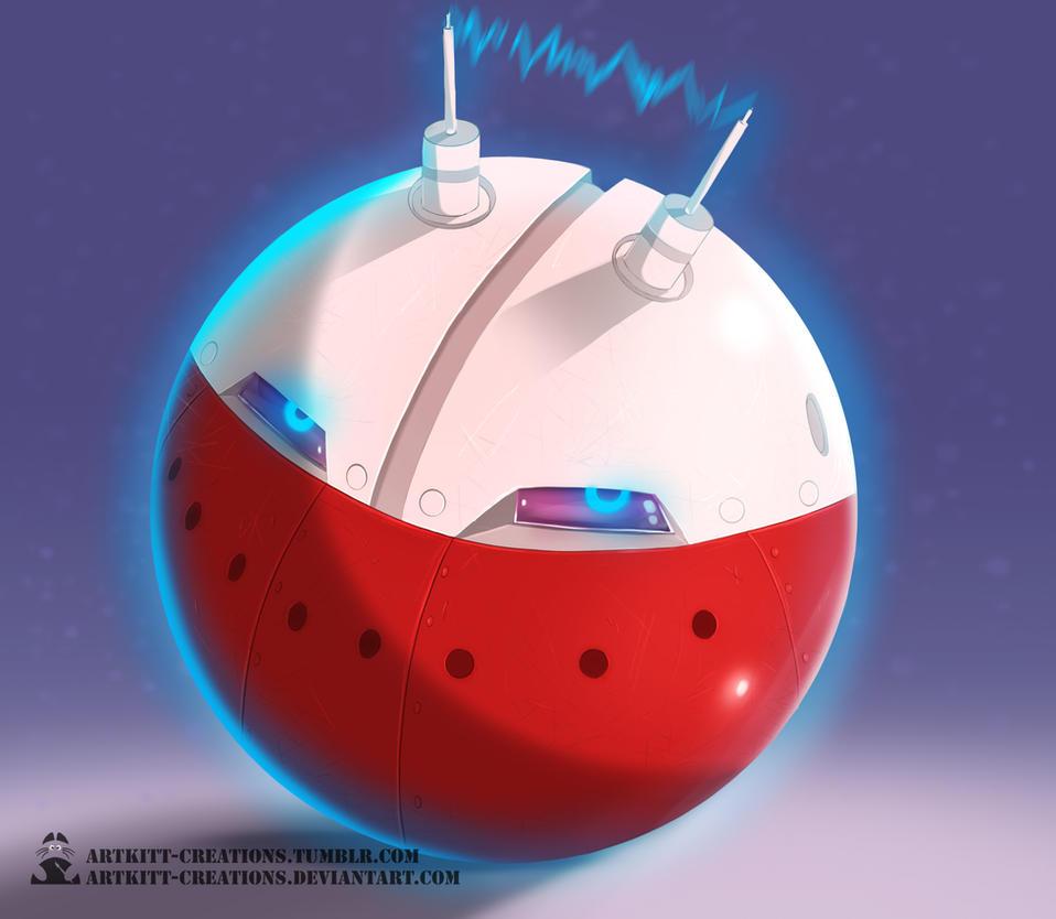 Kanto - Electrode by ArtKitt-Creations