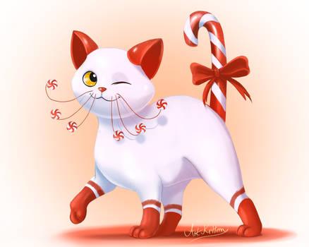 Peppermint Kitty