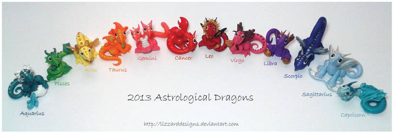 2013 Astrological Dragons