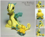My Baby duckie - Baby Dragon
