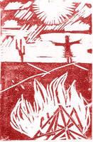 St. John in the Desert by petdan64
