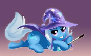 All powerful Trixie