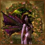 Mischievous Fairy by Lillyanna-Windmane