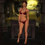 Blood Elf Bikini Redo
