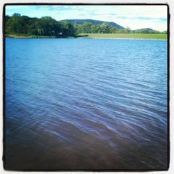 Lake by Lillyanna-Windmane