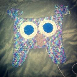 Kairi's Owl by Lillyanna-Windmane