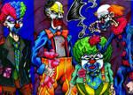 Icky Clowns