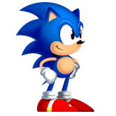 Sonic the Hedgehog HD by TimeWarp33