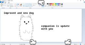 Annoying Dog Undertale Shimeji Update