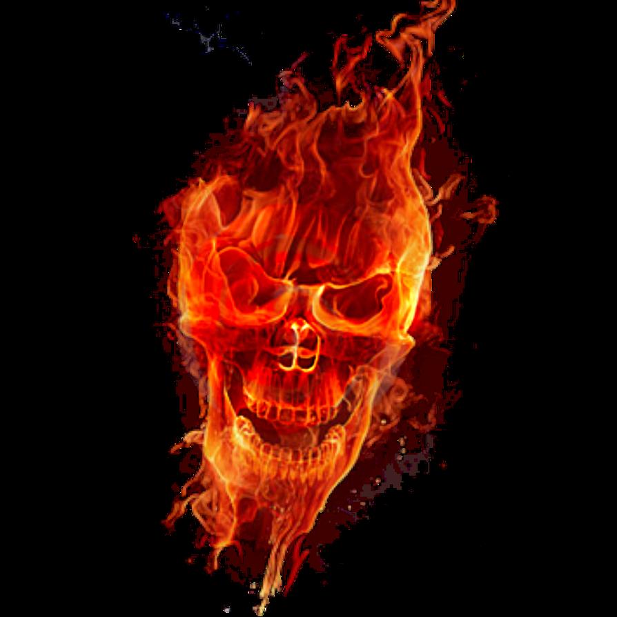 fire skull png transparant 1 by Cakkocem on DeviantArt