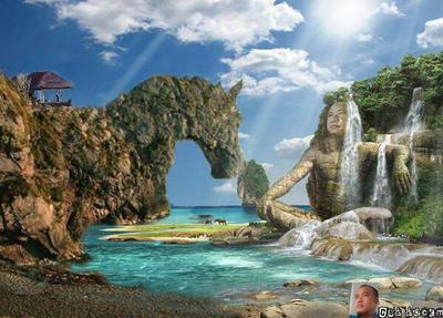 beautiful land by Cakkocem