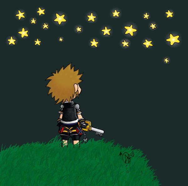 ++34++ Stars by helangegirl