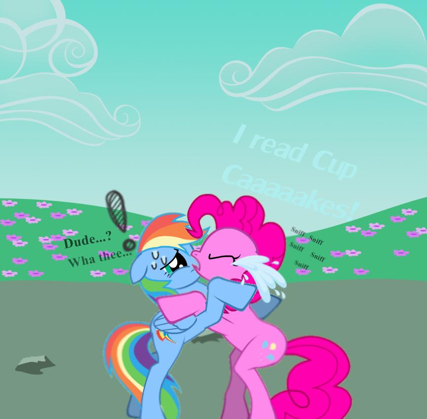 Pinkie pie: Whhhyy by rainbowpoots