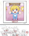 Jaune's Childhood 3
