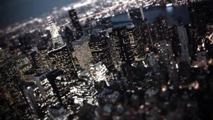 Tilt-Shift New-York by musback